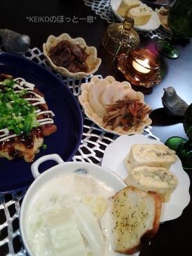 茅乃舎のお野菜だしで白菜のクリームスープ3