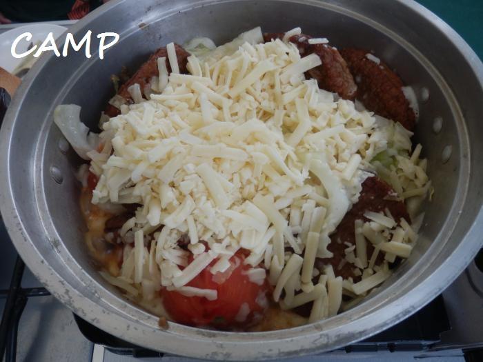 5マルシンハンバーグキャベツトマト煮