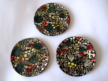 Floral Plates のコピー