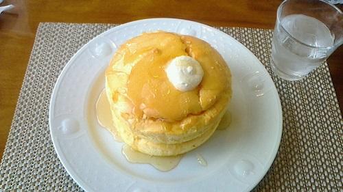 太陽のパンケーキ