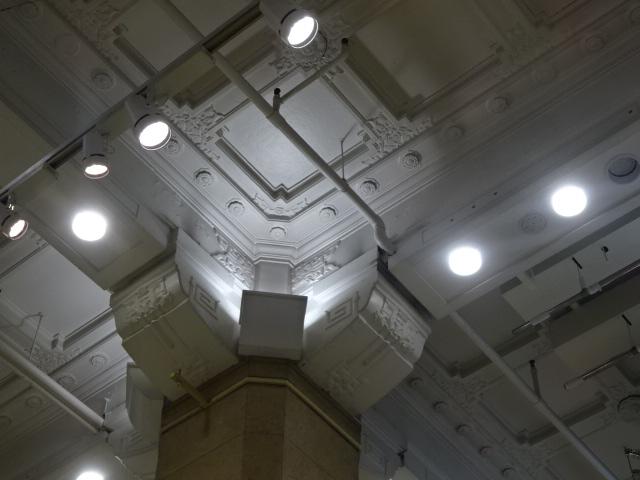 高島屋 天井2