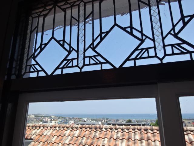 大磯迎賓館 南の窓