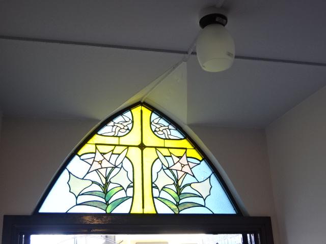 大磯教会 ステンドグラス