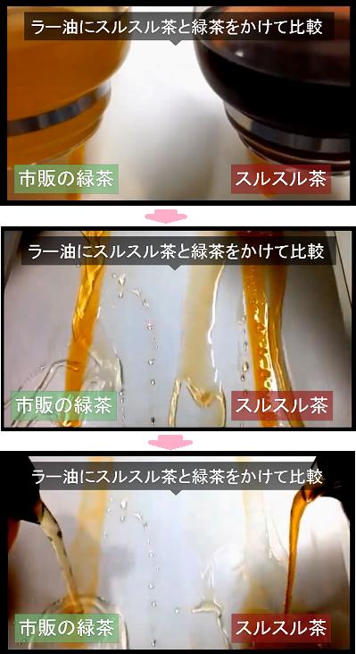スルスル茶 動画