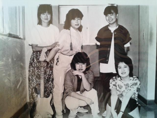 バンドの写真