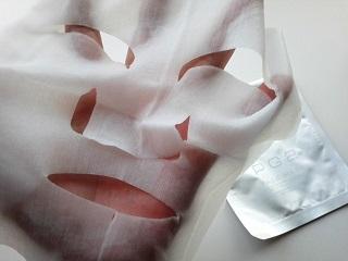 スルスルこうそ おまけのフェイスマスク