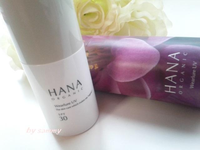 HANAオーガニック UV2