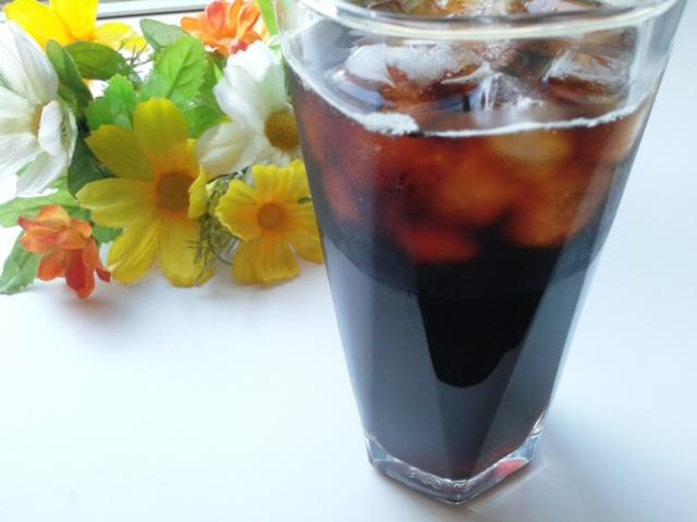 黒濃酵素紅茶プレミアム コップ入り1