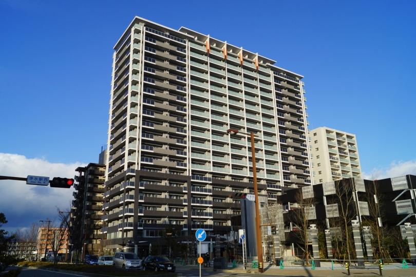 Tステージ浄水タワーゲート2015-02新