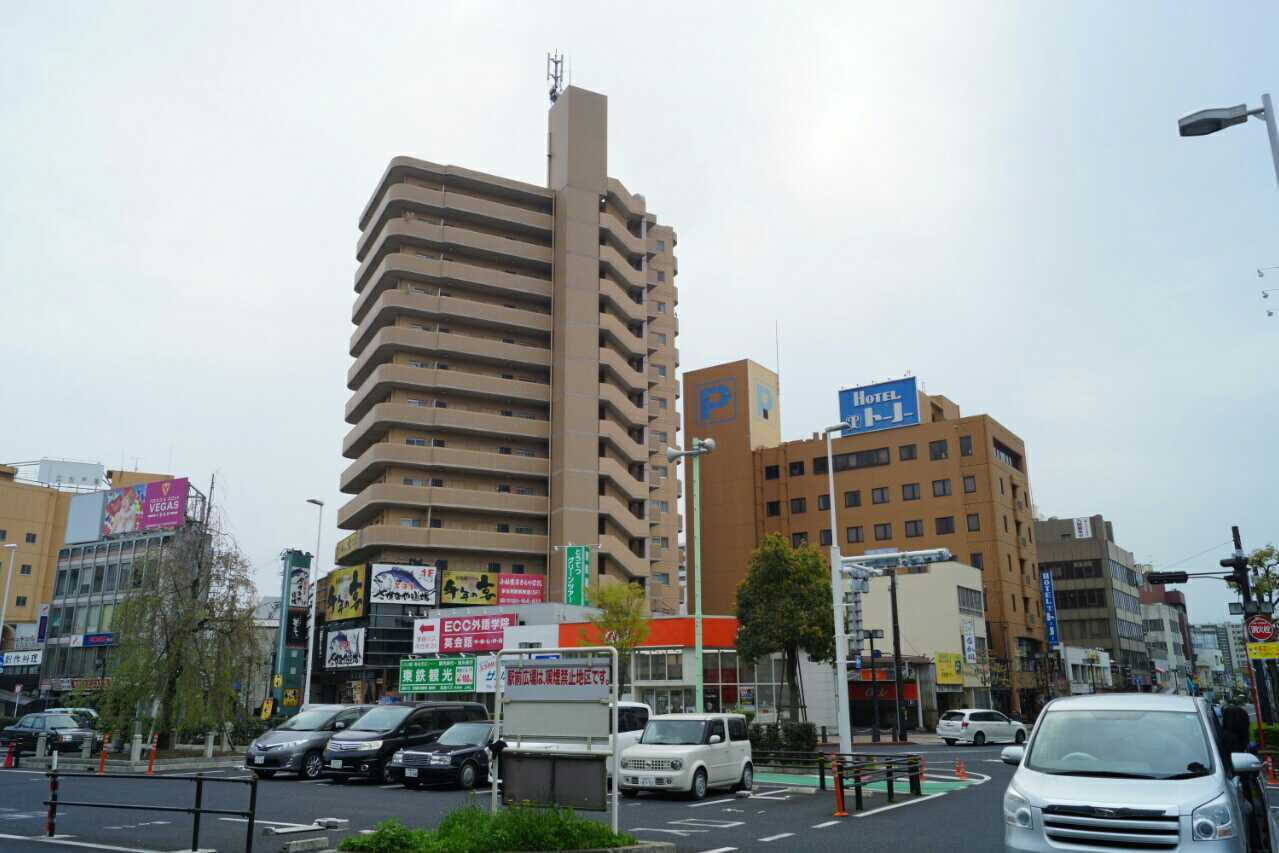 多治見駅南地区第一種市街地再開発事業 - 超高層ビル 岐阜県