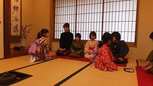 北崎保育園 お茶会 (10)