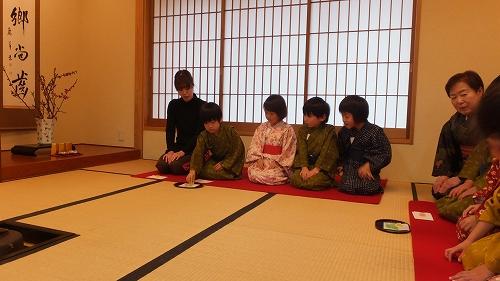 北崎保育園 お茶会 (11)
