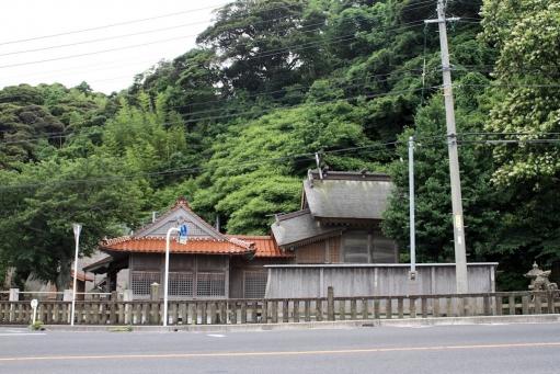 野浪浦の日御碕神社