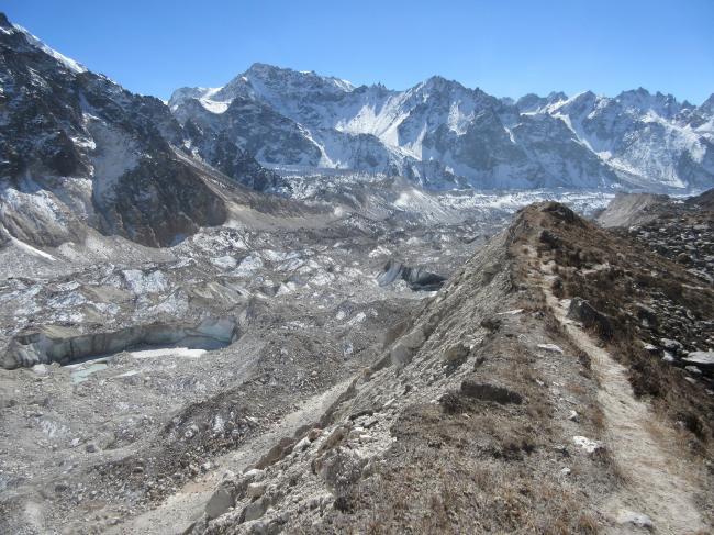 ヤルン氷河