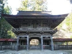 大矢田神社仁王門