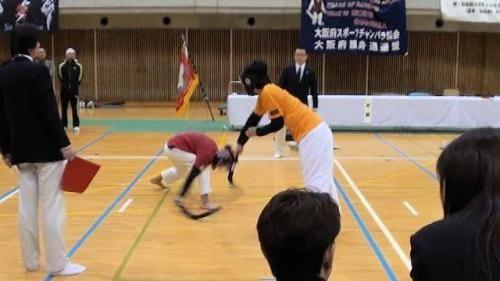 11翔VS竹本君