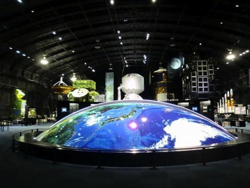 筑波宇宙センター2014-19
