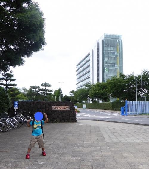 筑波宇宙センター2014-01