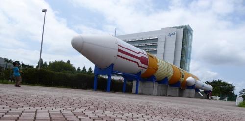 筑波宇宙センター2014-03