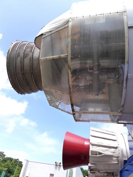 筑波宇宙センター2014-05