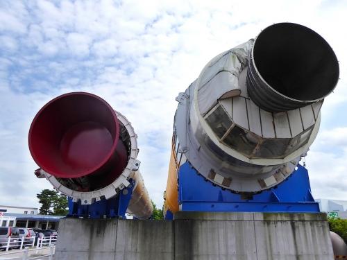 筑波宇宙センター2014-06