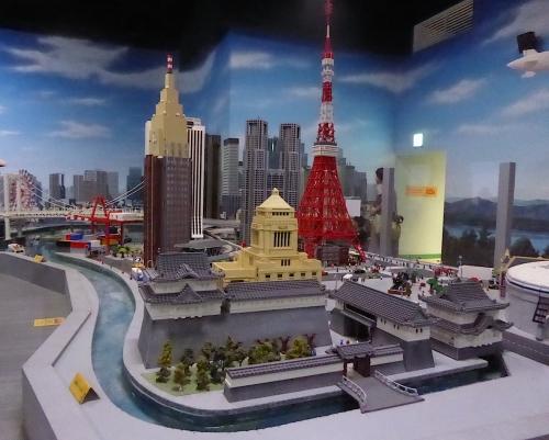 東京レジャー(親子でおでかけ)2014-12