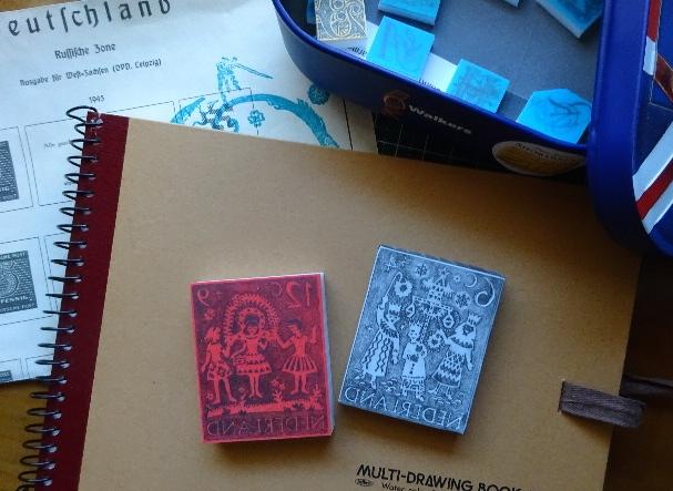 オランダ子供切手