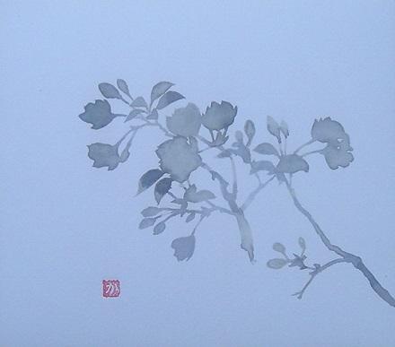 100222夜桜、大竹卓