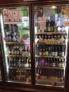 蔵くどうビールコーナー