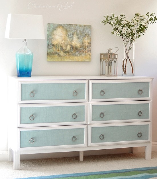 blue-burlap-panel-ikea-dresser-makeover.jpg