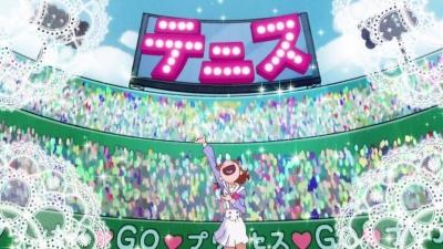 私はもちろん……テニス!!