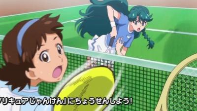 テニスの3種類