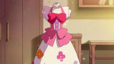 これが私1人で作ったドレス……