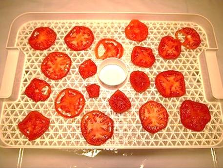 6時間乾燥 セミドライトマト