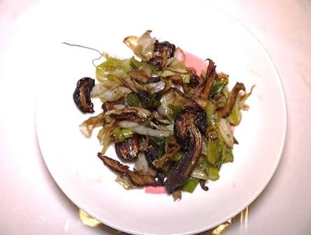 食品乾燥機 椎茸レシピ6