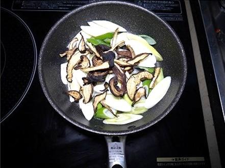食品乾燥機 椎茸レシピ3