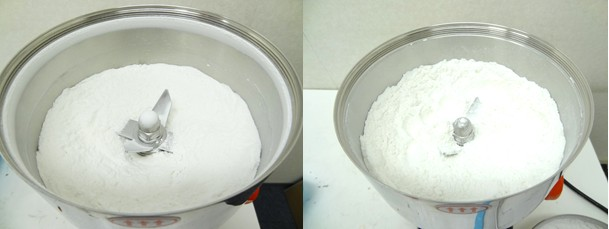 お米の粉末(パウダー)化