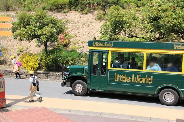 園内周遊バス