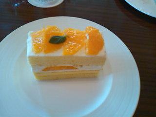 デコポンショートケーキ