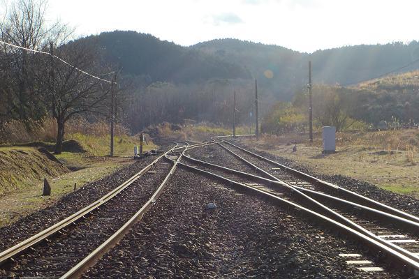 大畑駅10