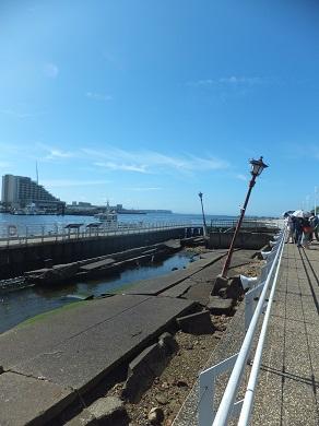 神戸港震災メモリアルパーク1