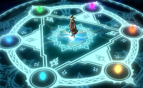 光の戦士が集めたクリスタルの輝きはどうなるのか
