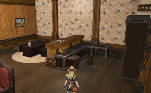 ハウジング個室1
