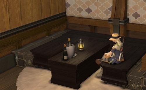 ハウジング個室3