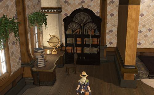 ハウジング個室4