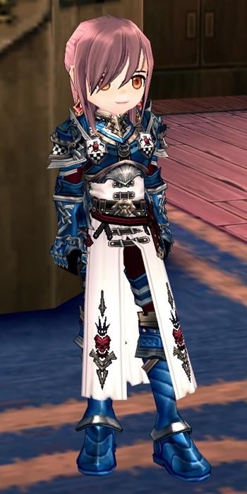 トルヴィッシュ鎧