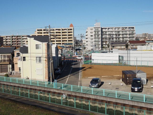 江戸川沿いだとあまり撮影できる場所がないので、移動が早いです。