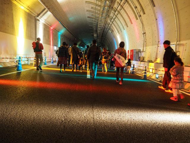 光の催し物なら、大橋JCTで見た金平糖が思い出深かったです。