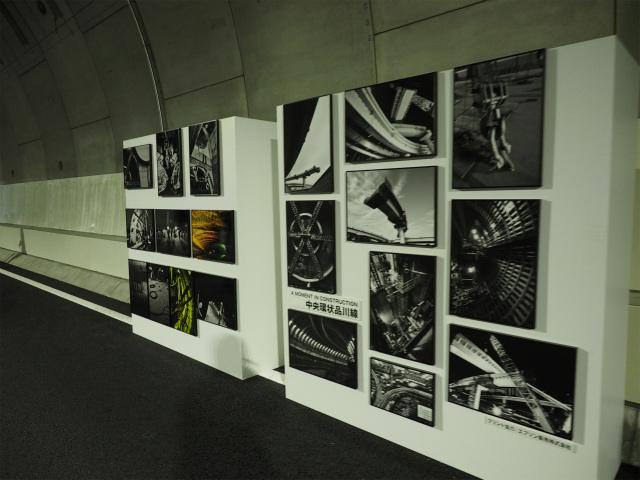 記録写真も白黒にするとイメージが変わります。