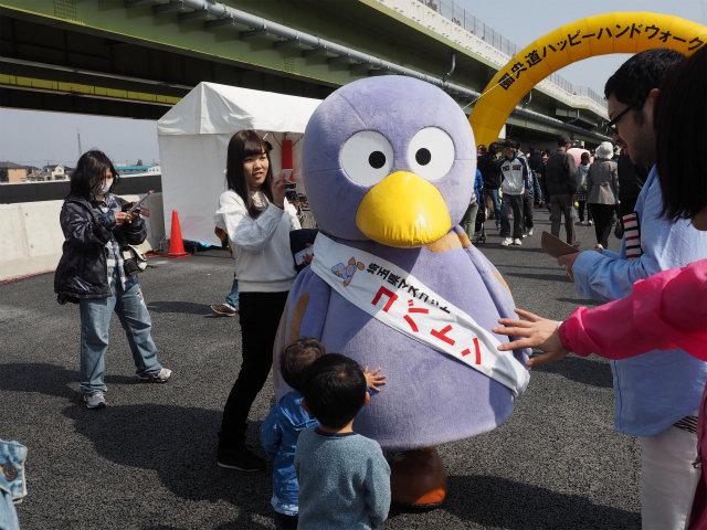 埼玉県の公式キャラがいました。